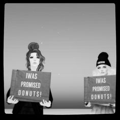 I WAS PROMISED DONUTS! | Flickr - Photo Sharing!