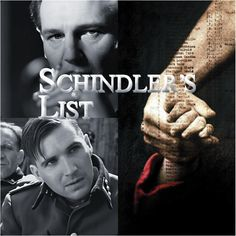 Schindlers List About a man who helps people during the holocaust!