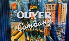 Just A Matter of CineMantics: From the Vault: Oliver & Company