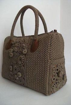 Marvelous Crochet A Shell Stitch Purse Bag Ideas. Wonderful Crochet A Shell Stitch Purse Bag Ideas. Crochet Shell Stitch, Crochet Tote, Crochet Handbags, Crochet Purses, Knit Crochet, Handmade Purses, Handmade Handbags, Purse Patterns, Crochet Patterns