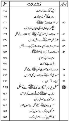 Page # 010 Complete Book: Aqida Tawasul --- Written By: Shaykh-ul-Islam Dr. Muhammad Tahir-ul-Qadri