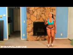 SOCA/CALYPSO Dance workout with @Keaira Lashae