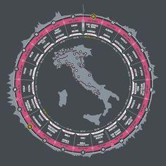 Giro d'Italia 2015 - Less than a month's time...