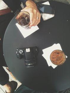 Caffeinated // #drinkup