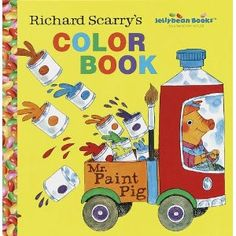 Richard Scarry's Color Book