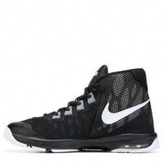 innovative design d5ef3 2ee8e Nike Kids  Air Devosion Basketball Shoe Grade School Shoes (Black Cool  Grey Whit) - M