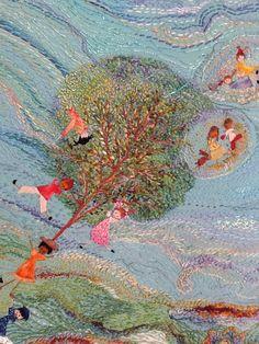 Matizes Dumont #embroidery #brazil