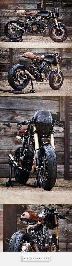 DIRTY DEEDS. Lion's Den Motorcycles Builds A Yamaha XT600 Racer - Pipeburn.com - created via https://pinthemall.net
