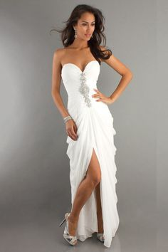 2013 Prom Dresses  Tailor Made All Color And Size Available Sweetheart Chiffon