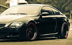 BMW M6.... I promise i will have this someday... soon