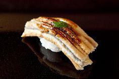 ウナギの握り ungagi (eel) nigiri