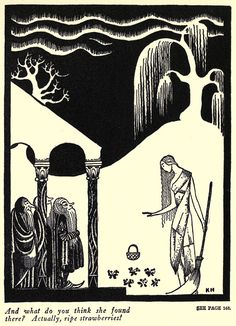kay nielsen, graphic designs as inspiration for laser projects?