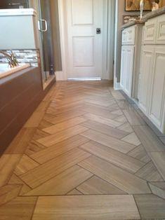 Great tile floors
