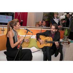 @magosherrera y @javierlimon1973 en directo en una preciosa actuación ayer en #MEDMVFNO2014 #20aniversarioMJ #MexicoEstaDeModa #PullmanturInspira #MEDMGancedo #MexicoGlobal @pullmantur @macariojimenez @imespcultura_mx