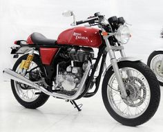 Royal Enfield Continental GT 2013