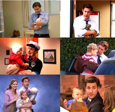There is NOTHING that makes me melt quite like Daddy Jim! Pam The Office, Best Of The Office, The Office Show, Best Tv Shows, Best Shows Ever, Movies And Tv Shows, Favorite Tv Shows, The Office Characters, Jim Pam