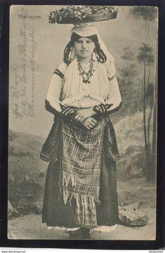 Albanian woman from Shkodra