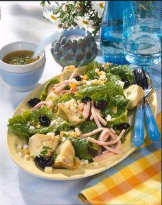 Unser beliebtes Rezept für Blattsalate mit Putenstreifen und mehr als 55.000 weitere kostenlose Rezepte auf LECKER.de.