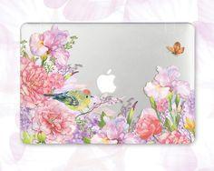 macbook air 13 hard case macbook air skins macbook pro hard Macbook Air 11 Case, Macbook Skin, Macbook Pro 15, Apple Macbook Pro, Laptop Case, Floral Flowers, Handmade Gifts, Beautiful, Etsy