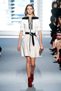 Louis Vuitton Fall 2014. See all of the best runway looks here.
