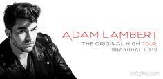 Adam Lambert The Original High Tour Shanghai 2016 - http://laviezine.com/3224/adam-lambert-the-original-high-tour-shanghai-2016/ #AdamLambert, #AdamLambertTheOriginalHighTour, #AdamLambertTheOriginalHighTourShanghai2016, #ArtistOfTheYear, #AwardWinningSongs, #BestMalePopVocalPerformance, #BMIAward, #BreakOutMusicalArtist, #BrianMay, #ChoiceMaleRealityVarietyStar, #GLAADAwards, #Grammy, #MercedesBenzArena, #PeopleSChoiceAward, #Queen, #TeenChoiceAward, #TheOriginalHigh, #Tove