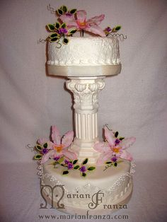 Tortas Decoradas Artesanales - Marian Franza 027 by marianfranza, via Flickr