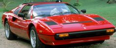 The Targa topped 308 GTS was introduced in 1977 and was made famous on the television series Magnum, P.I