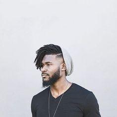 Dreadlock Hairstyles, Baddie Hairstyles, Twist Hairstyles, Afro Hair Twists, Afro Braids, Black Men Hairstyles, Haircuts For Men, Black Male Models, Afro Men