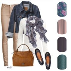 Fashionista Trends - Part 3 Cute Fall Outfits, Fall Winter Outfits, Autumn Winter Fashion, Casual Outfits, Casual Clothes, Mode Outfits, Fashion Outfits, Womens Fashion, Fashion Trends