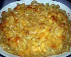 Baked MAC and Cheese recipe snapshot