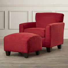 Found it at Wayfair - Great Northern Arm Chair and Ottoman