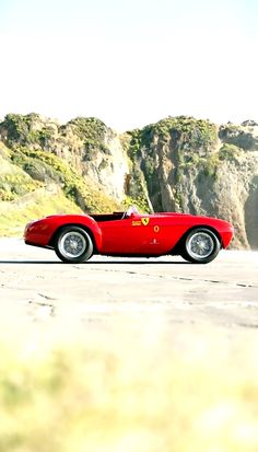 1954 Ferrari 500 Mondial Barchetta