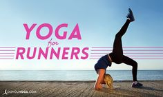 A lot of people combine their yoga practice with physical activities (and vice versa), and running is by far one of the favorites because many also experience running as a moving meditation.None