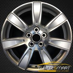 "18"" Buick Lacrosse OEM wheel 2010-2013 Machined alloy stock rim 4096 #OemWheels #WheelSmartRims #OemRims"