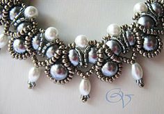 Pattern bijoux: Collana l'Anniversario