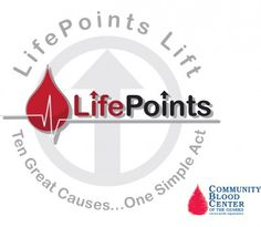 When you sign up for the LifePoints program at Community Blood Center of the Ozarks, you receive points for each blood or apheresis donation you make. Those points can be redeemed on our online donor store for gifts. But you can also choose to give your LifePoints a Lift by donating them to a cause right here in the Ozarks -- including NWA Children's Shelter.  Your gift of blood can help save lives -- and give abused kids hope for a better life!  Go to http://www.cbco.org/lifepoints-lift/