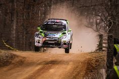 Gallery: The best 100 Acre Wood Rally pictures – DirtFish Travis Pastrana, 100 Acre Wood, Ford Motorsport, Ken Block, Snow And Ice, Photo Archive, Subaru, Rally, Missouri