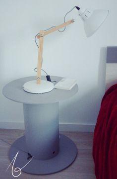 Touret - table de chevet
