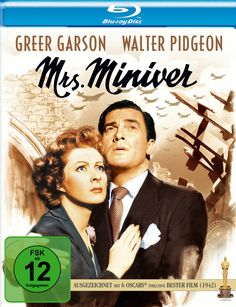 greer garson movies | Cover - Mrs. Miniver