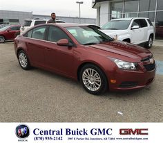 https://flic.kr/p/EyN2n7   Happy Anniversary to Aaron on your #Chevrolet #Cruze from Brian Romine at Central Buick GMC!   deliverymaxx.com/DealerReviews.aspx?DealerCode=GHWO