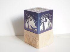 """Lampe, Série «forêt"""""""