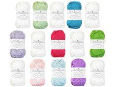 Scheepjes Spring to Summer CAL 2015 - Hummingbird | Scheepjeswol Knitting Yarn | Knitting Yarn & Wool | Deramores