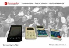 Familia Optionmaker - Simples, Rápido, Fácil