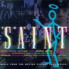 Graeme Revell - The Saint (1997) (Audio CD)