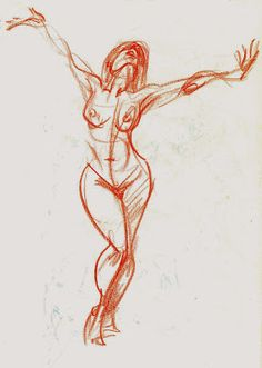 sketches, anatomical drawings