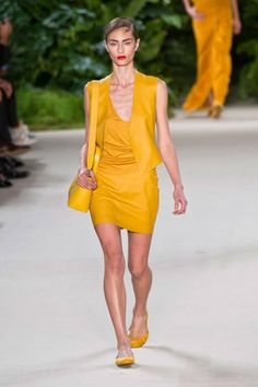 Akris Spring 2013 Ready-to-Wear Collection by elle.com