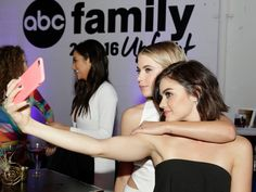 Some more selfies!   Pretty Little Liars