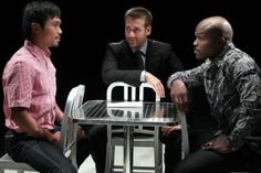 "Face Off with Max Kellerman: Pacquiao vs Bradley 2"" video"