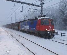 Swiss Railways, Snow, Change, Eyes