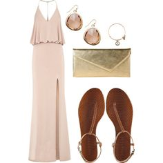 vacation by srat-belle on Polyvore featuring moda, Avec Modération, L.K.Bennett and Alex and Ani